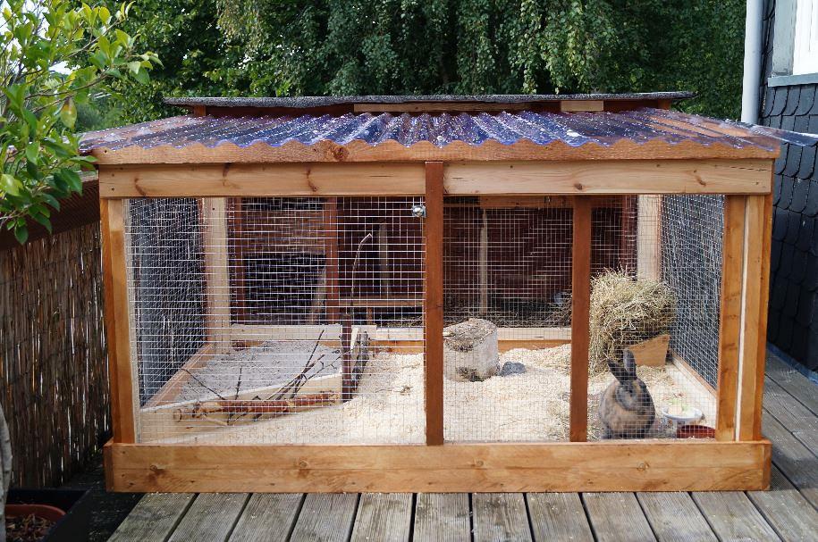 gehegebeispiele balkon kaninchenhilfe deutschland ev
